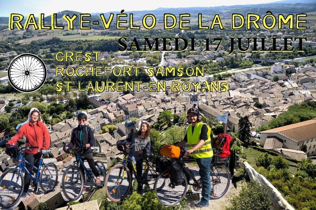 Rallye-vélo de la Drôme